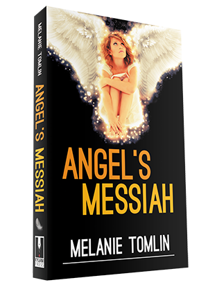 Angel's Messiah Book Cover 3D
