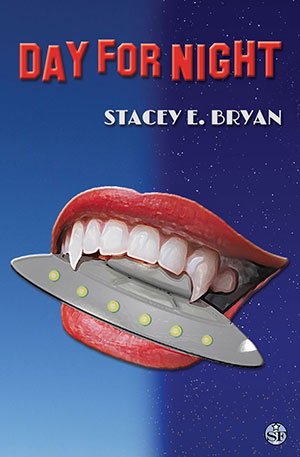 Day for Night book cover Stacey E. Bryan