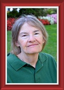 Author Carol Anne Douglas