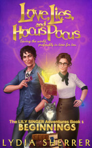 Hocus Pocus Book One by Lydia Sherrer