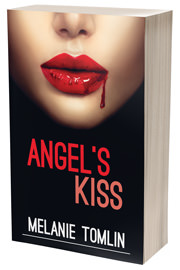 Angel's Kiss by Melanie Tomlin