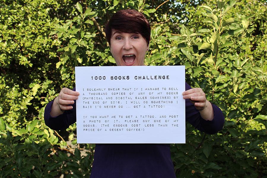 1000 Books Challenge