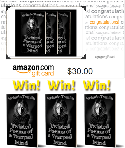 Competition Time Twisted Poems