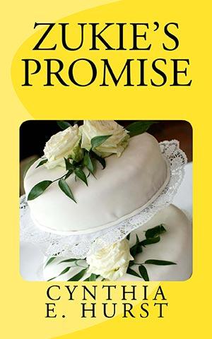 Zukie's Promise book cover Cynthia E Hurst