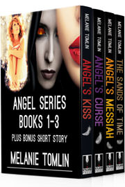 Angel Series Books 1-3 Boxed Set by Melanie Tomlin