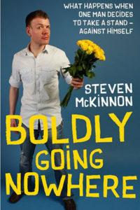 Boldly Going Nowhere by Steven McKinnon