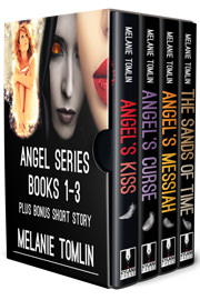 Angel's Series Books 1-3 Boxed Set