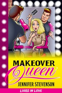Makeover Queen by Jennifer Stevenson